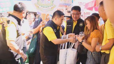 อาสาไทยยืนยัน Thai Reference สุพรรณบุรี รมว.ทส.รณรงค์ทำความดีด้วยหัวใจลดรับลดให้ลดใช้ถุงพลาสติก