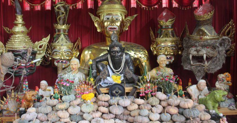 อาสาไทยยืนยัน Thai Reference ปทุมธานี 2 สาวปราจีนบุรีนำฟักทองแก้บน หลังประสบความสำเร็จ