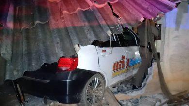 ปราจีนบุรี เก๋งซิ่งเสียหลักพุ่งชนบ้านพังยับคนขับเจ็บหนัก!! อาสาไทยยืนยัน Thai Reference