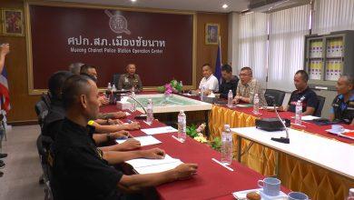 อาสาไทยยืนยัน Thai Reference รอง ผบช.ภ.1 ลงพื้นที่ติดตามความคืบหน้าคดีหลังคนร้ายยิงพ่อ สท.ดังกลางเมืองชัยนาท