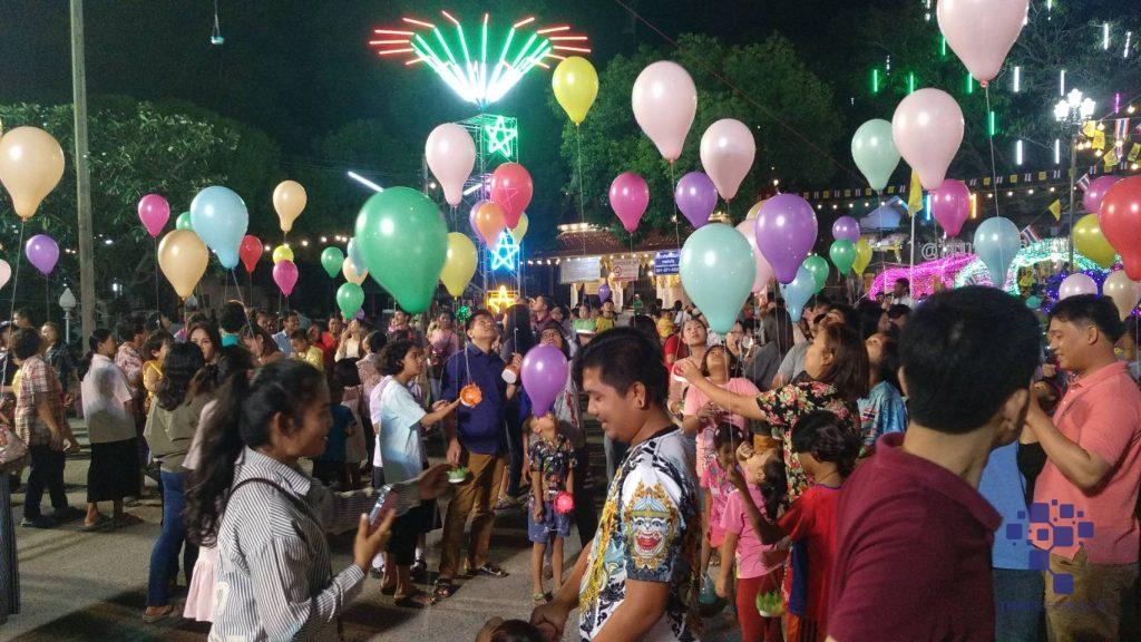 อาสาไทยยืนยัน Thai Reference สุพรรณบุรี ตามรอยอารยธรรมพื้นถิ่นโบราณสืบสานประเพณีลอยกระทงสวรรค์12นักษัตร